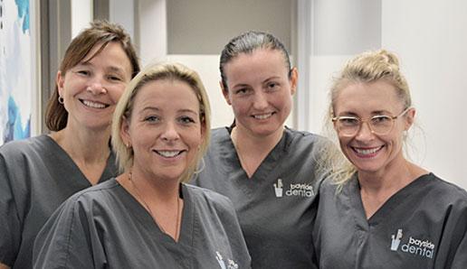 Bayside Dental team